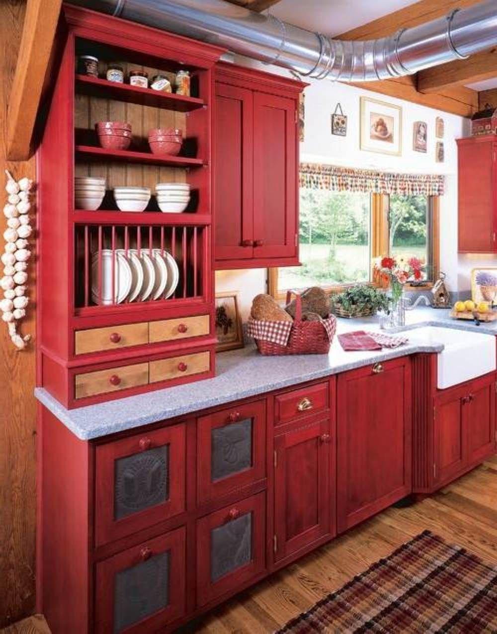 Bedårande kök konstverk