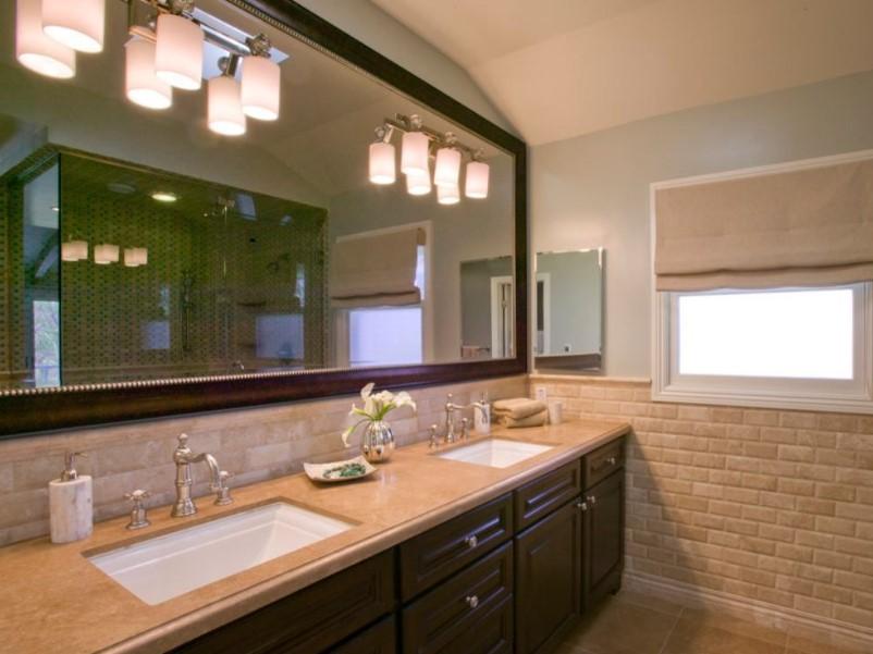 15 Idéer för bänkskivor i badrummet 2020 (och deras plus) 6