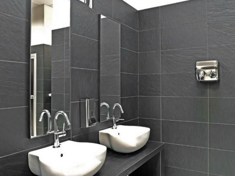 15 Idéer för bänkskivor i badrummet 2020 (och deras plus) 5