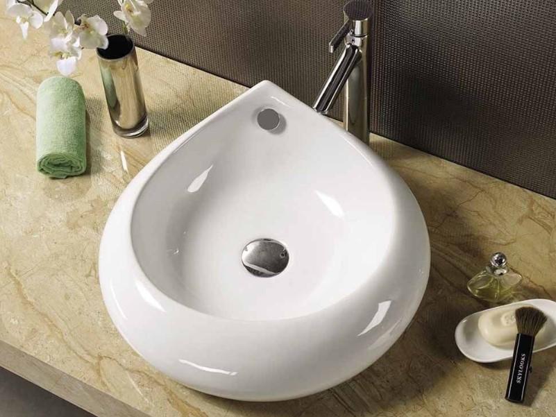 15 Idéer för bänkskivor i badrummet 2020 (och deras plus) 4