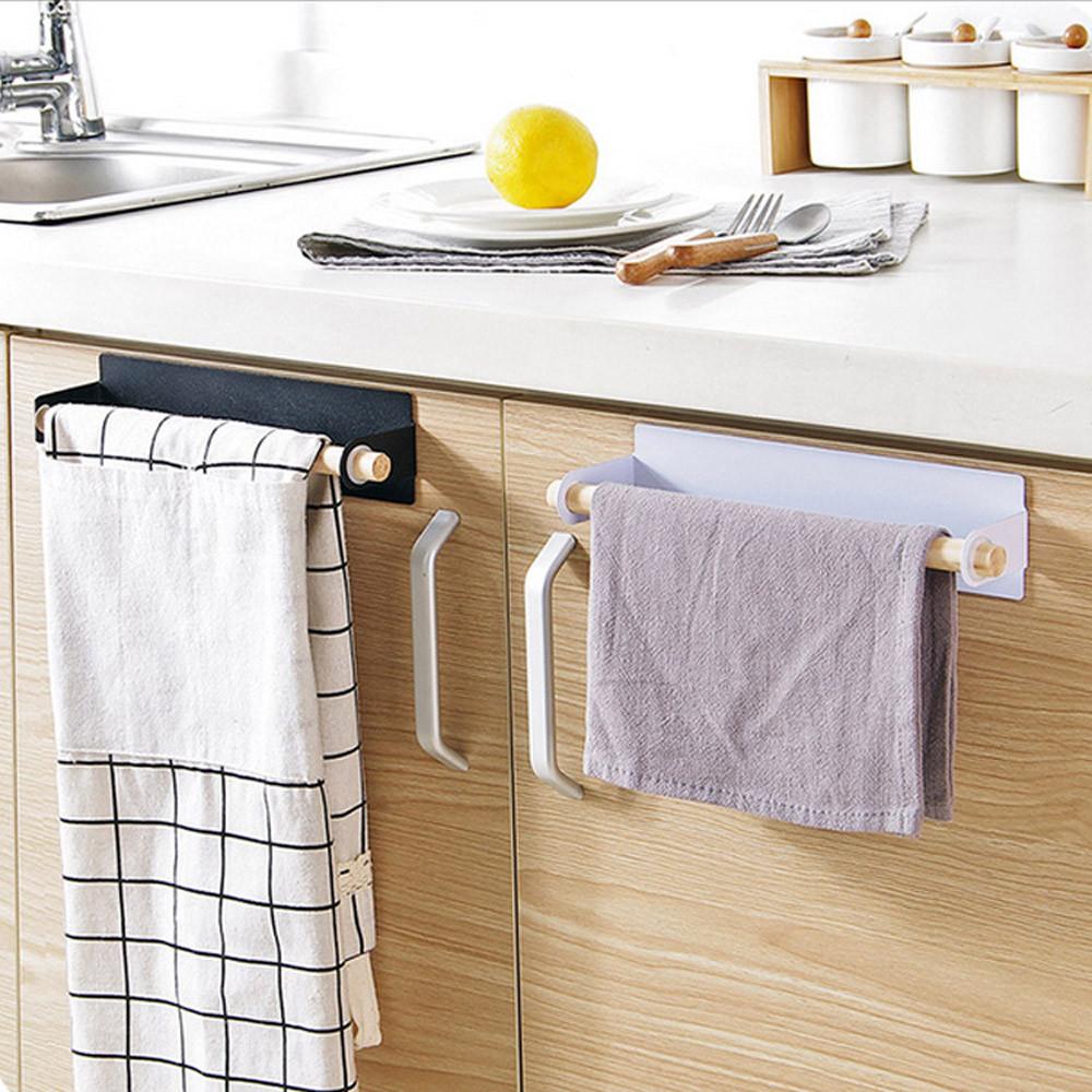 Smart handduk kökshållare