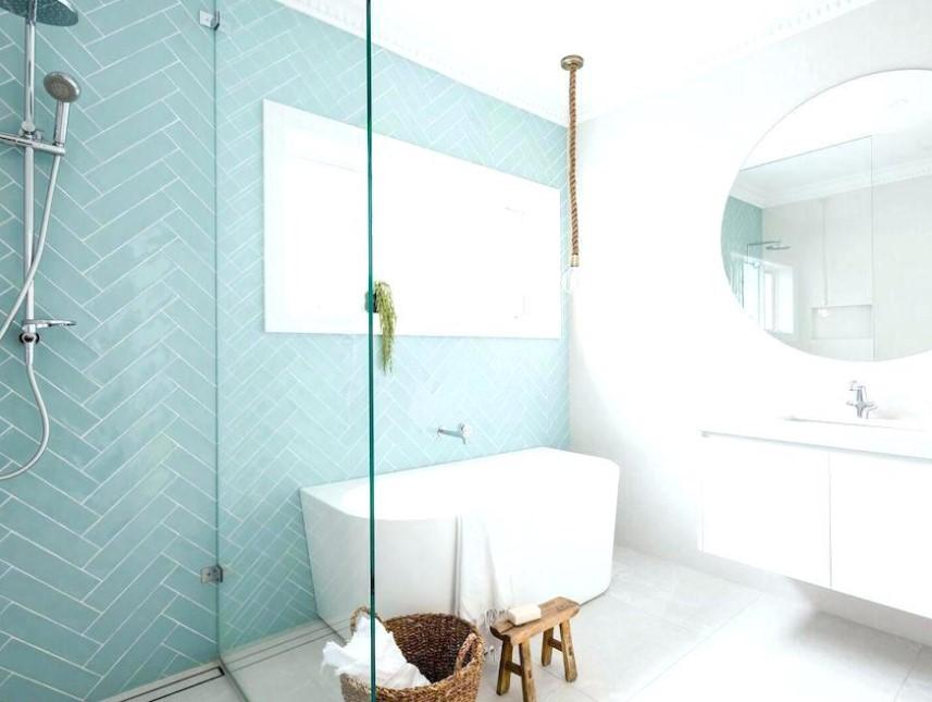 15 färgidéer för badrumsfärger 2020 (gör din mer attraktiv) 4