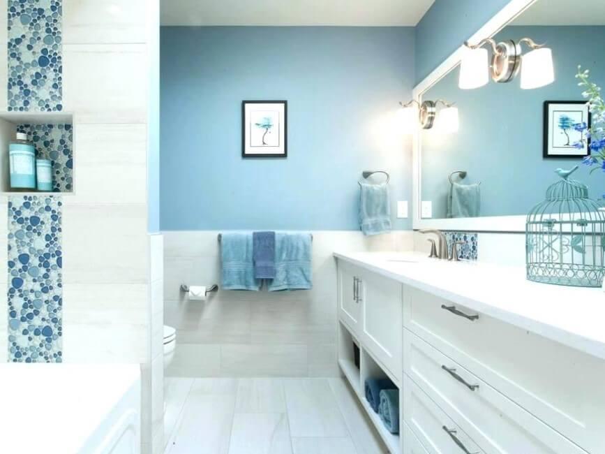 15 färgidéer för badrumsfärger 2020 (gör din mer attraktiv) 2