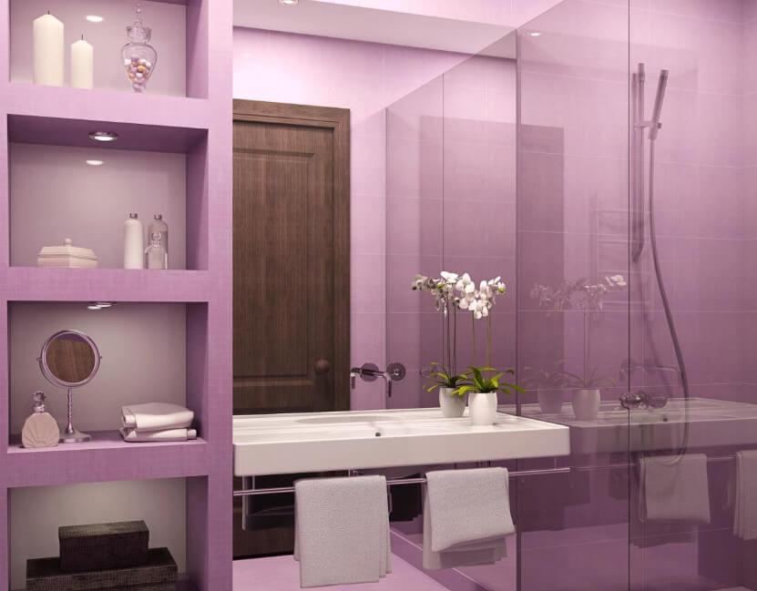 15 färgidéer för badrumsfärger 2020 (gör din mer attraktiv) 9