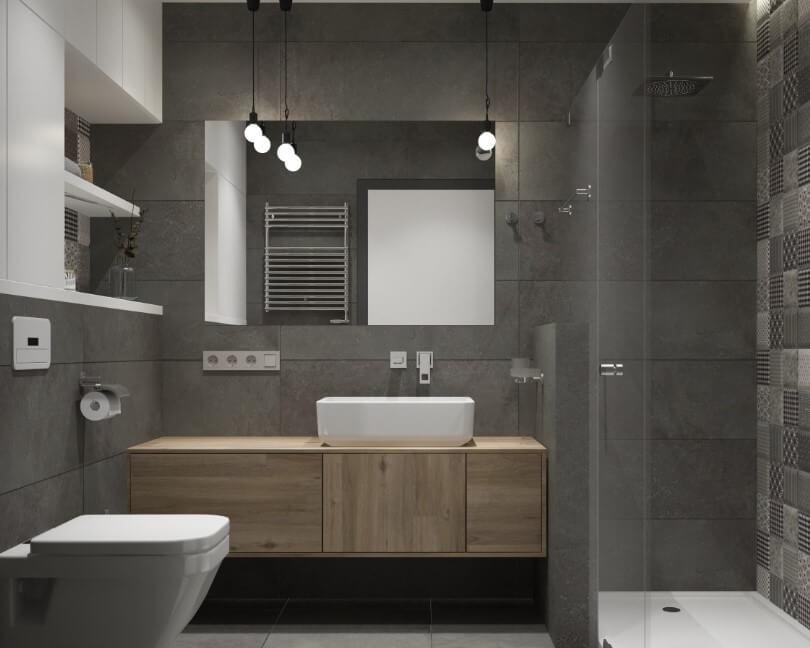 15 färgidéer för badrumsfärger 2020 (gör din mer attraktiv) 5