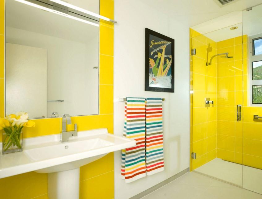 15 färgidéer för badrumsfärger 2020 (gör din mer attraktiv) 6