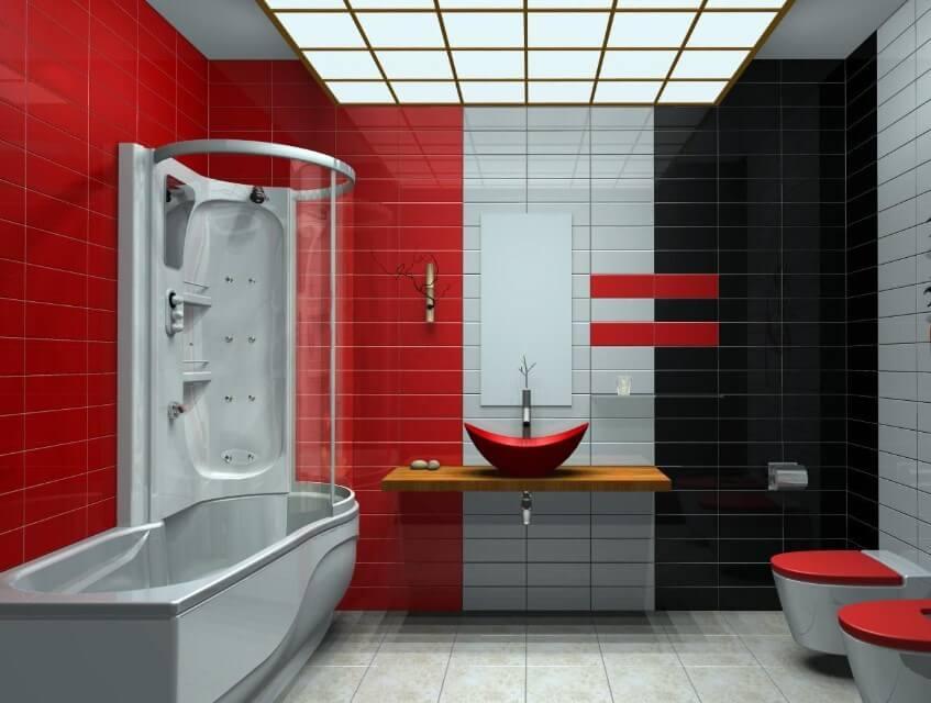 15 färgidéer för badrumsfärger 2020 (gör din mer attraktiv)