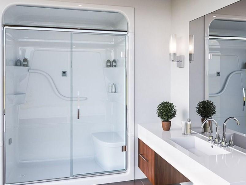 15 Idéer för dusch i badrummet 2020 (Jaw Dropping Inspiration) 8