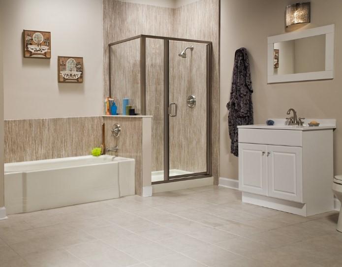 15 Idéer för dusch i badrummet 2020 (inspiration från käken) 7