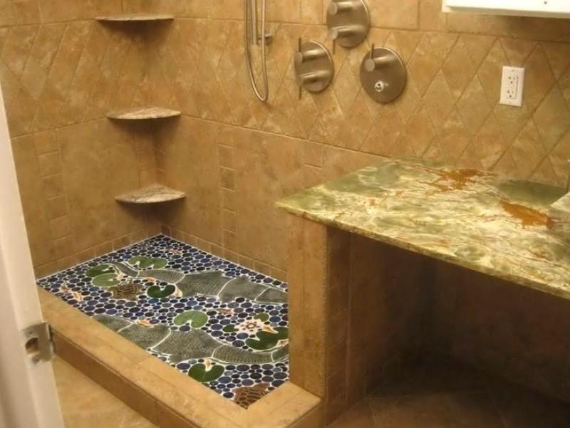 15 Idéer för dusch för badrum 2020 (Jaw Dropping Inspiration) 13