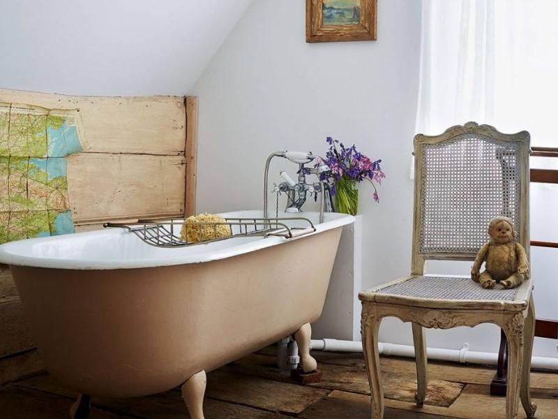 15 Idéer för landsbygdens badrum 2020 (inspiration för att designa scener) 11