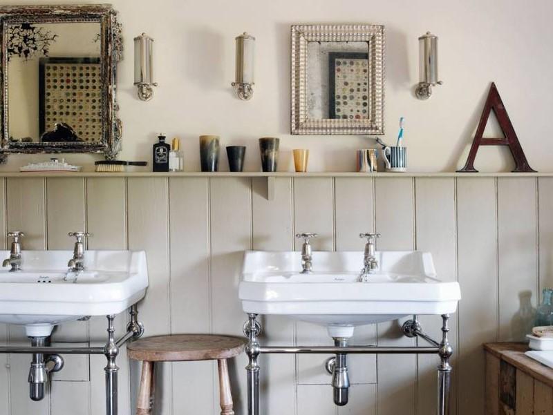 15 Idéer för landsbygdens badrum 2020 (inspiration för att designa scener) 4