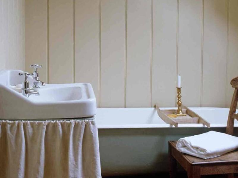 15 lantliga badrumsidéer 2020 (inspiration för att designa scener) 9