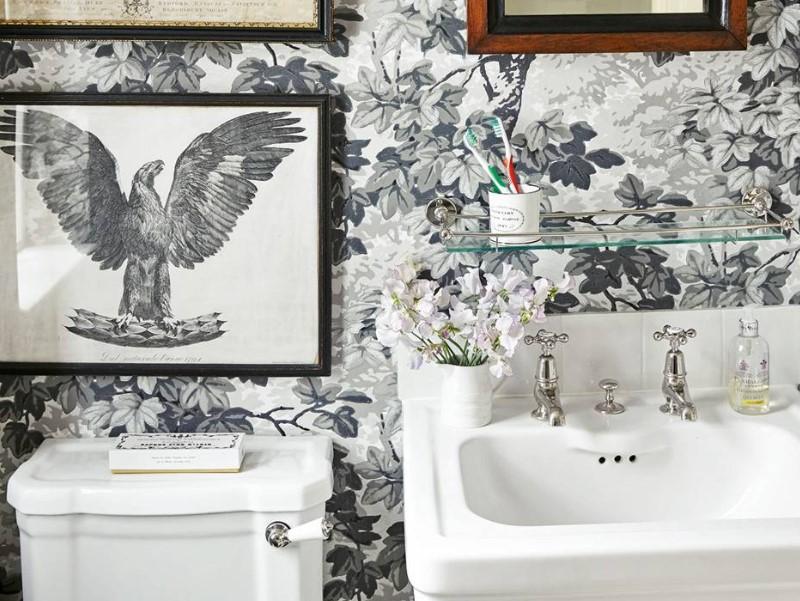 15 lantliga badrumsidéer 2020 (inspiration för att designa scener) 6