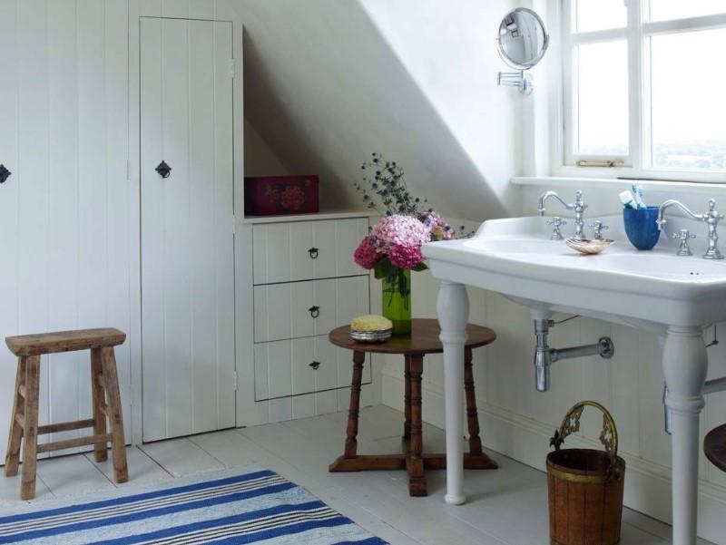 15 lantliga badrumsidéer 2020 (inspiration för att designa scener) 1