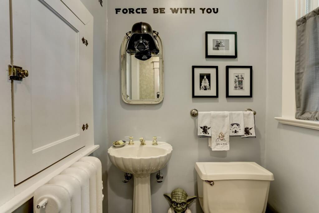 Top Star Wars badrum