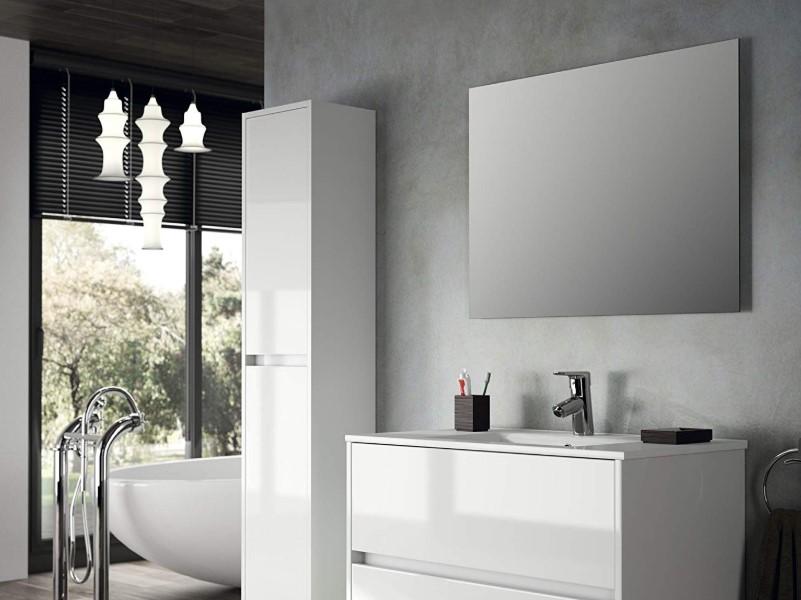 15 idéer för ett vitt badrum 2020 (enkelt men elegant) 11