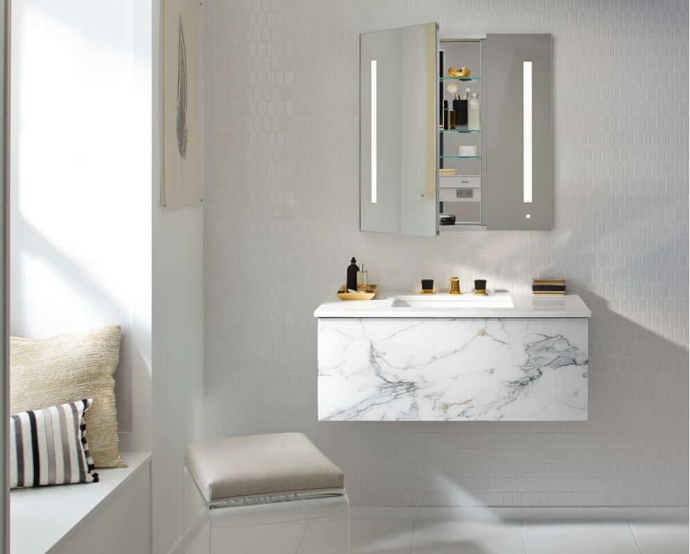 Mirakulösa badrumsmedicinskåp