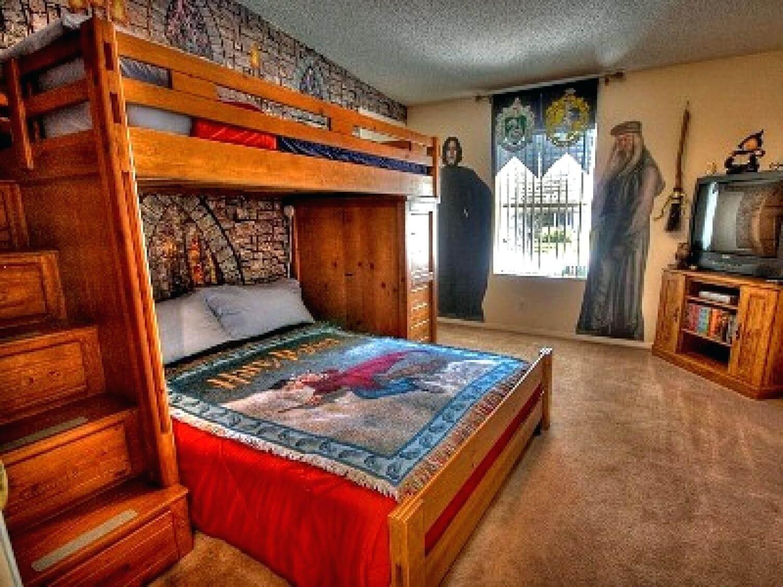 Bedårande Harry Potter-sovrum