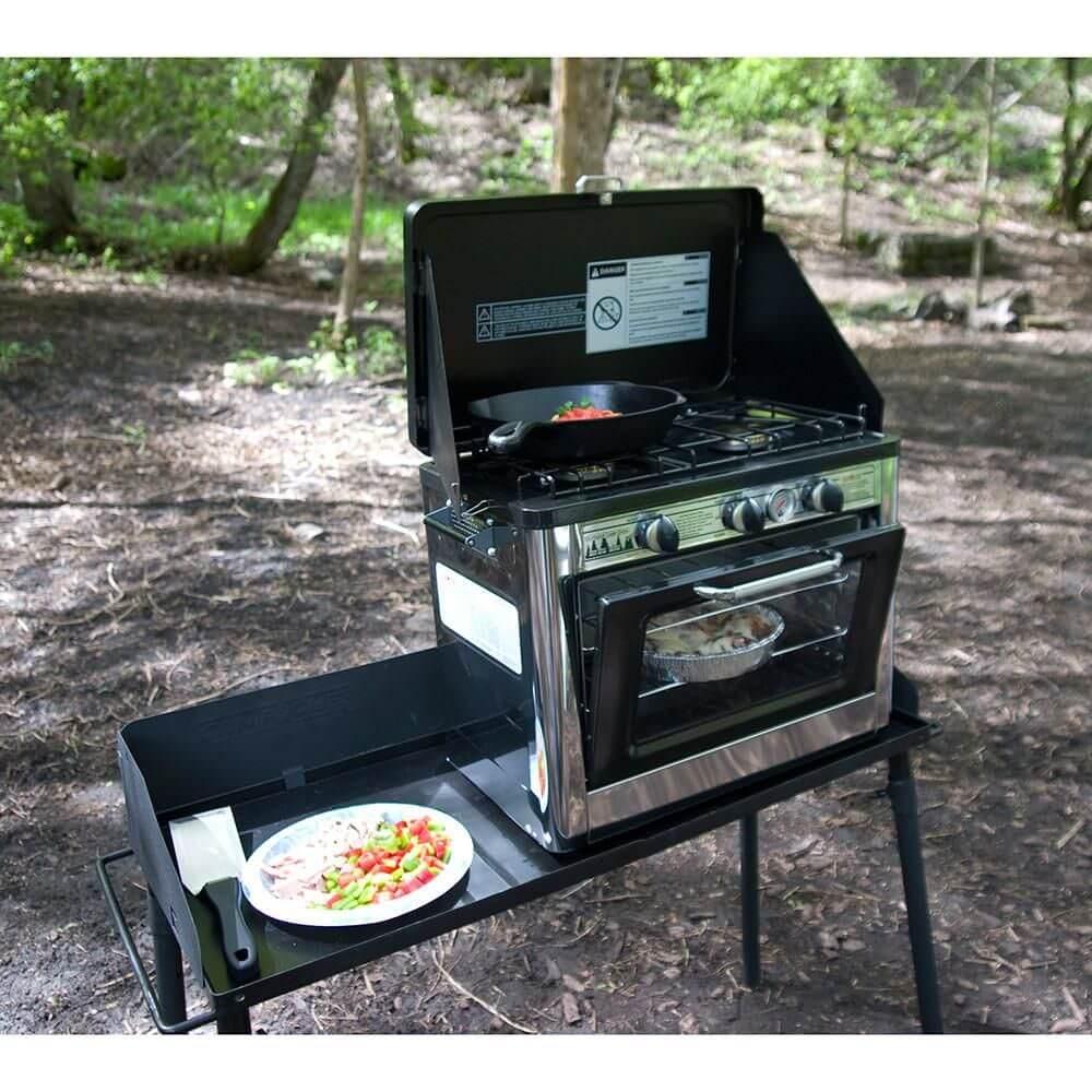 Fördelar utomhus camping kök