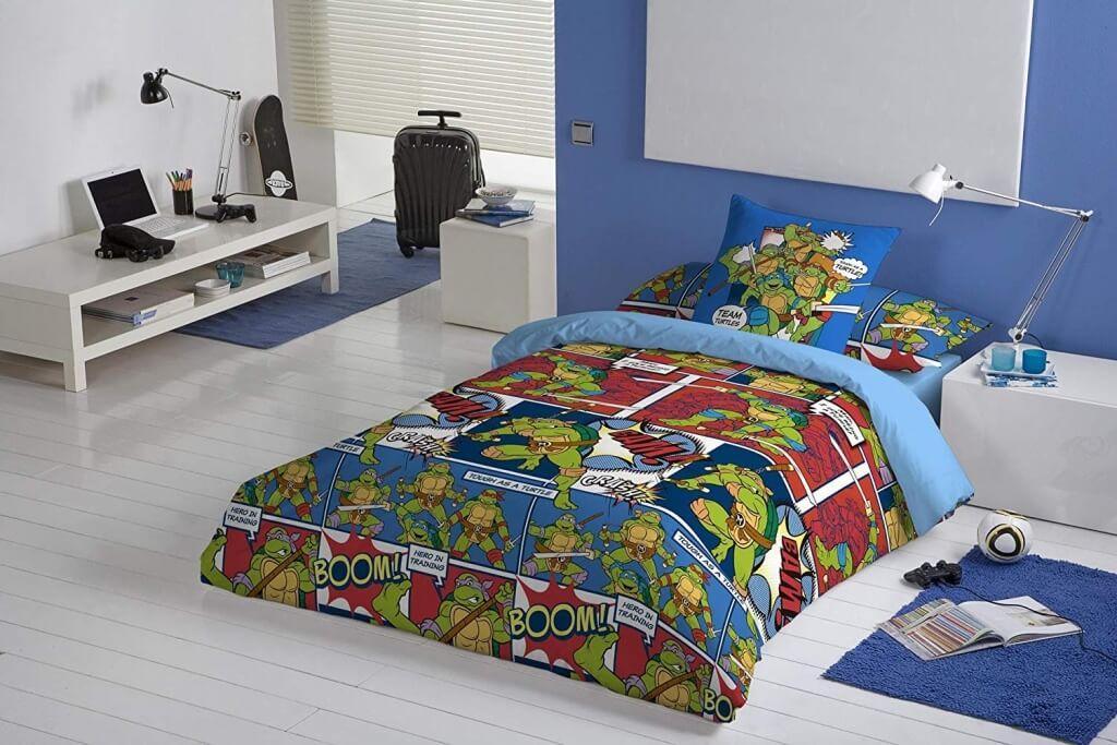 Fancy superhjälte sovrum