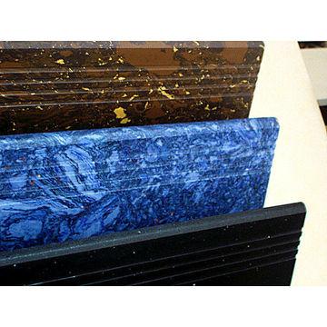 1500x320x20 / 30 / 15mm Inomhus Granit Look och Marble Look Dekorativt.
