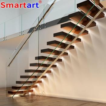 Dekorativ trappsteg / inomhus trappsteg