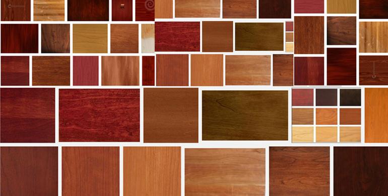 Vilken färg är äkta möbler i körsbärsträ?  - Vermont Woods Studi