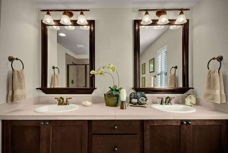 20 fantastiska badrumsspeglingsidéer för att återspegla din stil - HEM C