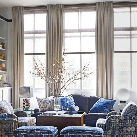 Hur man väljer rätt fönsterbehandling - Drapes vs Curtai