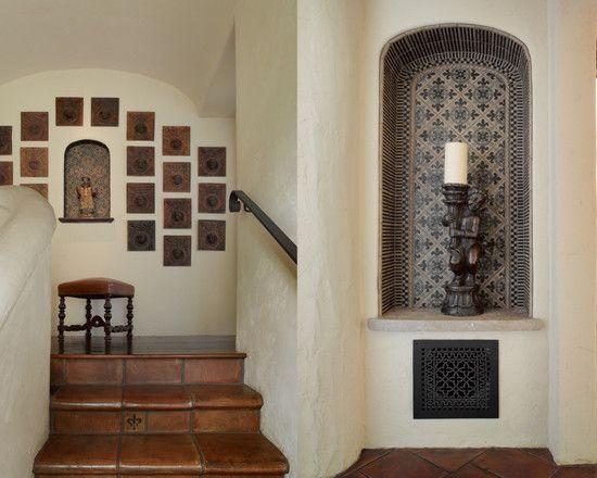 Spanska inredningsidéer, bilder, ombyggnad och inredning.