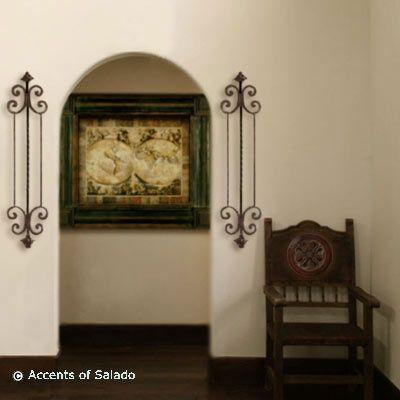 Pin av Nancy Lloyd på Home Interiors    Spansk kolonial inredning.