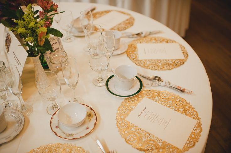 idéer till bröllopsmatställen - Google Sök |  Bröllop placemats.
