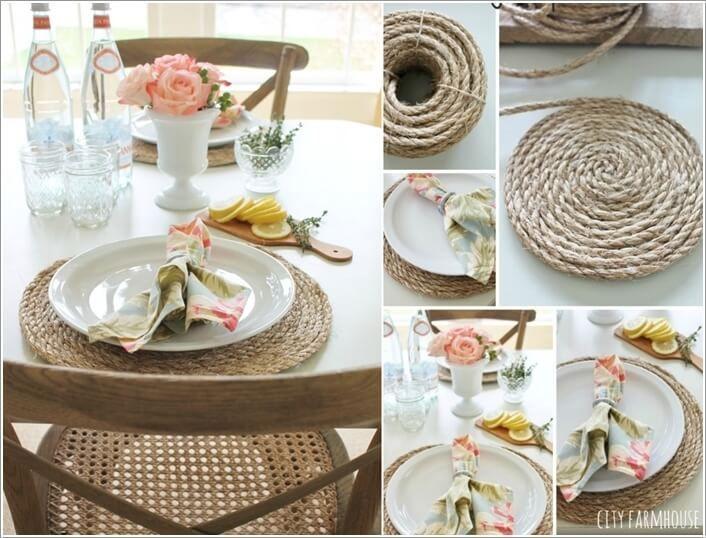 10 underbara DIY-maträtter för ditt matbord |  Platsmat.
