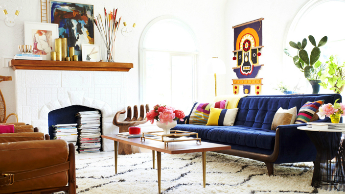 Live Like Frida - Modern mexikansk inspirerad interio