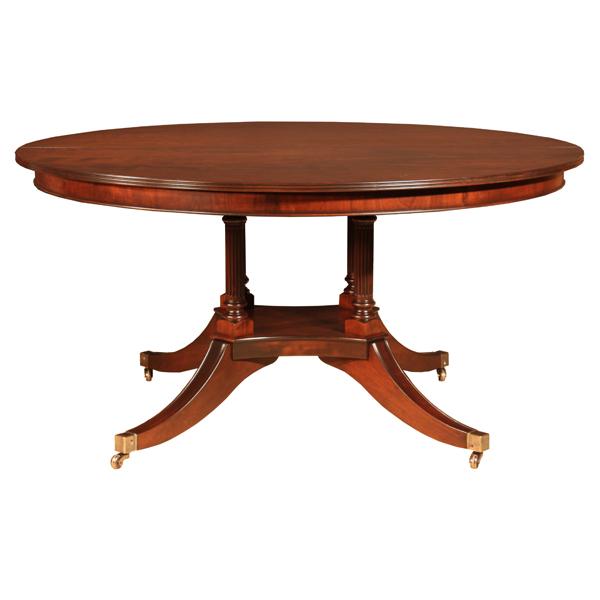 Köksbordalternativ - Duncan Phyfe Style Pedestal - RECREAT