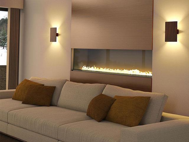 18 Idéer för modern vardagsrumsbelysning |  YLighting Ide