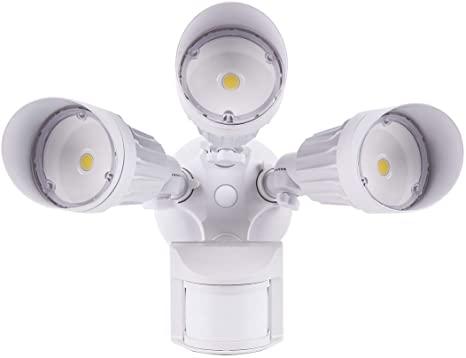Amazon.com: JJC LED Security Lights Motion Sensor Flood Light.