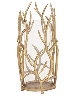 Försäljning för Howard Elliott guldträdgrenar dekorativ orkan.