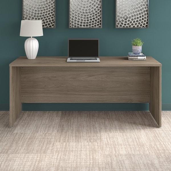 Handla Office 500 72W x 24D Credenza Desk från Bush Business Furniture.