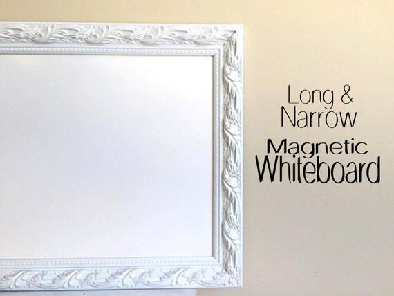 Dekorativt TORRFÄRGSKORT till salu Whiteboard Smal Tall    Et