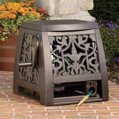 Ames dekorativ slangrullebox-2391375NL på hemmedepot |  Slang.
