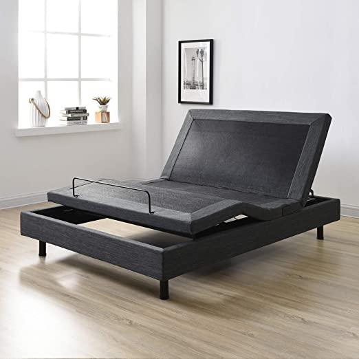 Amazon.com: Classic Brands Comfort Posture + Justerbar sängbas.