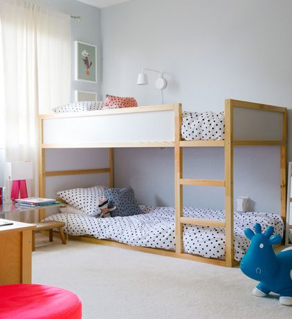 Coola barnbäddar säker på att toppklassen |  Ikea våningssäng, våningssäng.