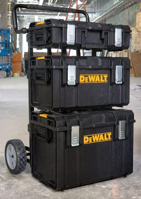 Letar efter bärbar verktygsförvaring - Verktyg och utrustning - entreprenör.