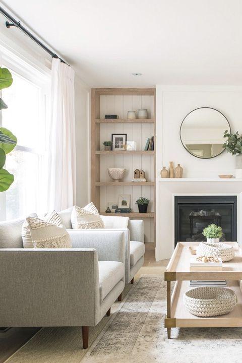 DIY-idéer för att höja träpanelerna i ditt hem |  Träpanel .