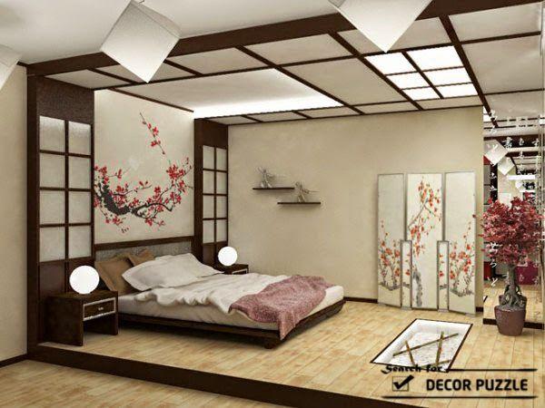 Japansk-inredning-design-sovrum-tak-ljus.jpg (600 × 450.