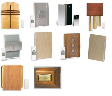 10 dekorativa trådlösa dörrklockor för att få ditt hem att se mer ut.
