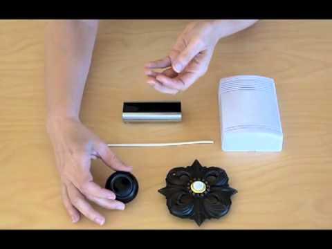 Doorbell Factory - Översikt över trådlösa dörrklockor - YouTu