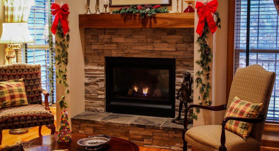 Elektriska eldstäder är funktionella och dekorativa  Min Gadge